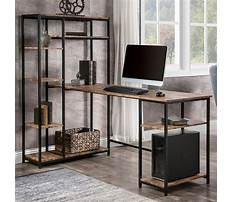 Computer hutch for small spaces Plan