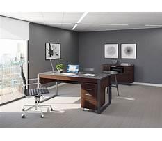 Contemporary home office furniture desks Plan