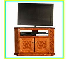 Corner tv stand from target Plan