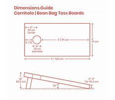 Cornhole board height.aspx Plan