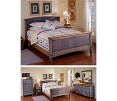 Country fresh bed woodworking plan free Plan