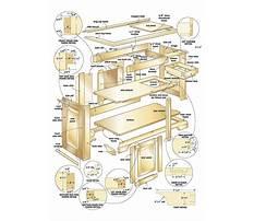 Craft wood Plan
