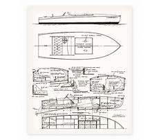 Craft wooden Plan