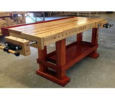 Custom woodworking benches for sale Plan