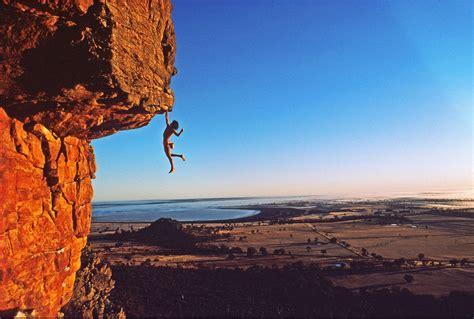 Dangerous Rock Climbing
