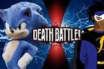 Death Battle Sonic