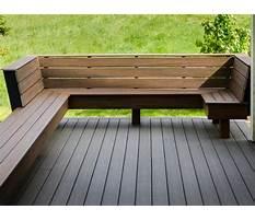 Deck bench planter.aspx Plan