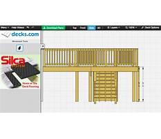 Deck design program free download.aspx Plan