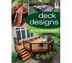 Deck designs lowes Plan