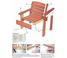Deck furniture plans.aspx Plan