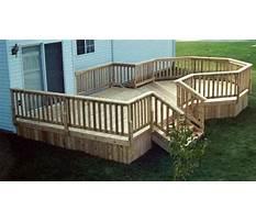 Deck plans menards.aspx Plan