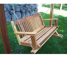 Deck swings for sale Plan