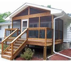 Decks for trailer homes.aspx Plan