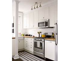 Design kitchen cabinets for small kitchen Plan
