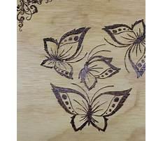 Designs for woodburning Plan