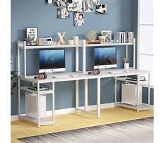 Desks for home office use Plan