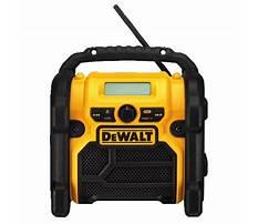 Dewalt worksite radio.aspx Plan