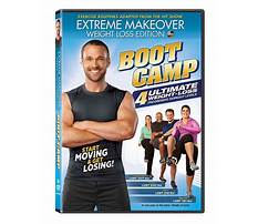 Diet extreme makeover weight loss Plan