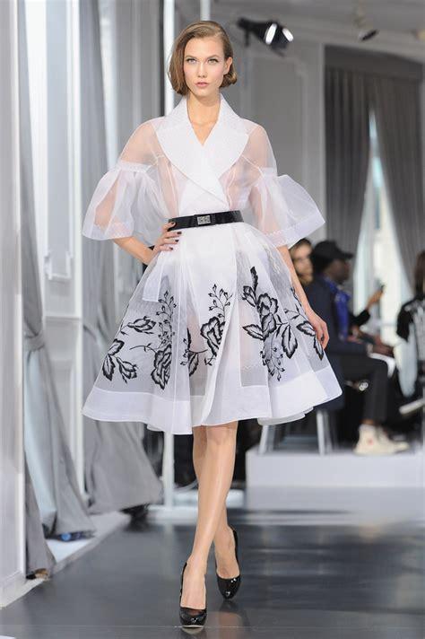 Dior Runway Karlie Kloss