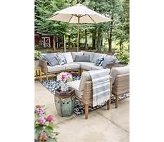 Discount patio furniture online Plan