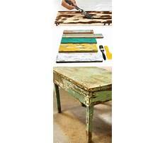 Distressed wood furniture diy.aspx Plan