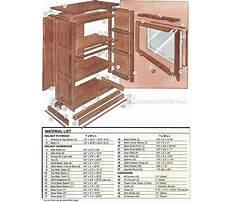 Diy barrister bookcase.aspx Plan