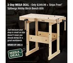Diy bench tools.aspx Plan