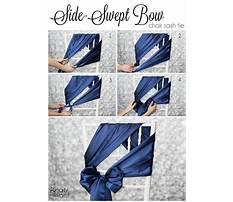 Diy chair bows for weddings.aspx Plan