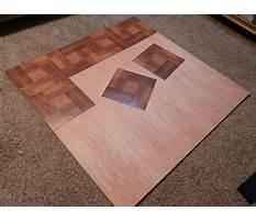 Diy chair mat for hardwood floor Plan