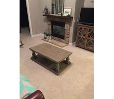 Diy coffee table top.aspx Plan