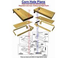 Diy cornhole game.aspx Plan