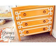Diy dresser overlays.aspx Plan
