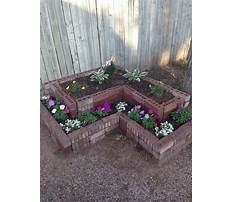 Diy flower bed projects Plan