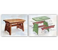 Diy footstool plans.aspx Plan