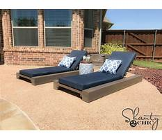 Diy furniture outdoor asp tutorial Plan