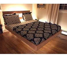 Diy futon frame plans Plan