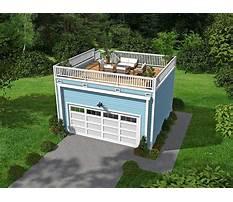Diy garage roof Plan