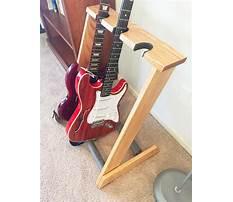 Diy guitar stand wood.aspx Plan