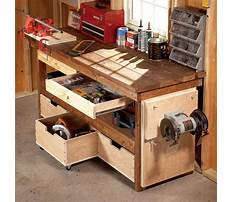 Diy handyman workbench Plan