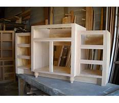 Diy kitchen cabinets from scratch Plan