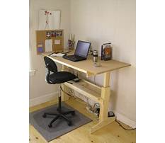 Diy laptop desk stand.aspx Plan