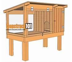 Diy large rabbit cage Plan