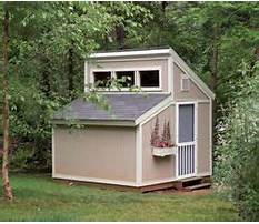 Diy lean to shed.aspx Plan