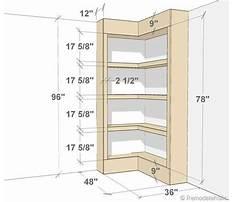 Diy pantry book Plan
