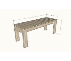 Diy porch bench.aspx Plan