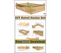 Diy raised garden bed plans.aspx Plan