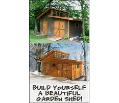 Diy shed building.aspx Plan