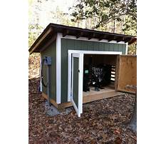 Diy shed electricity Plan