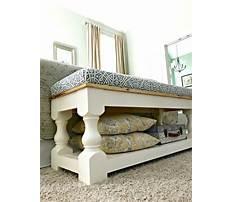 Diy upholstered bench.aspx Plan