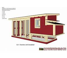 Diy urban chicken coop plans pdf Plan